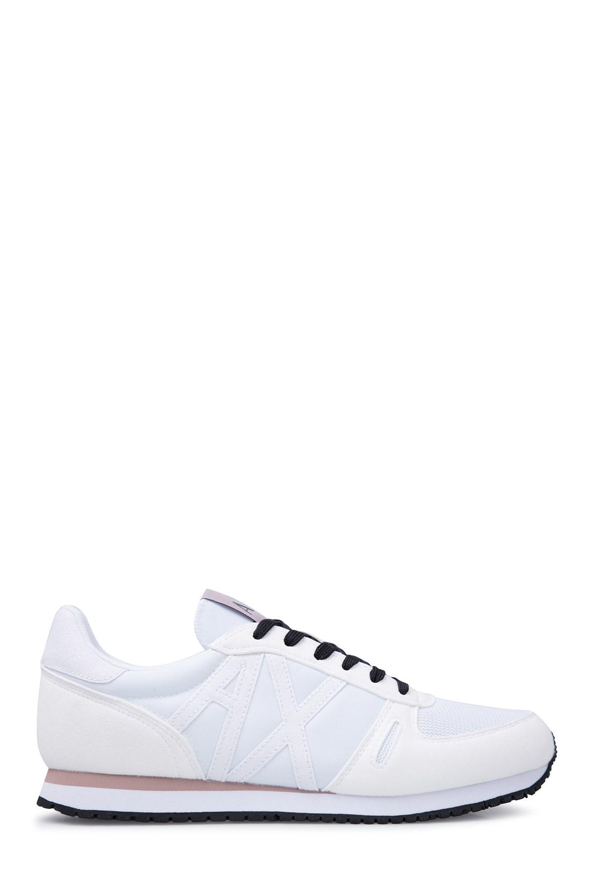 Armani Exchange Bayan Ayakkabı XDX031 XV308 A222 BEYAZ