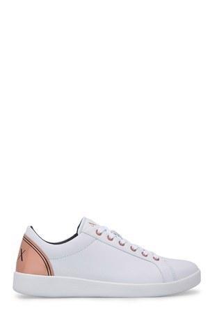 Armani Exchange - Armani Exchange Kadın Ayakkabı XDX034 XV162 N862 BEYAZ