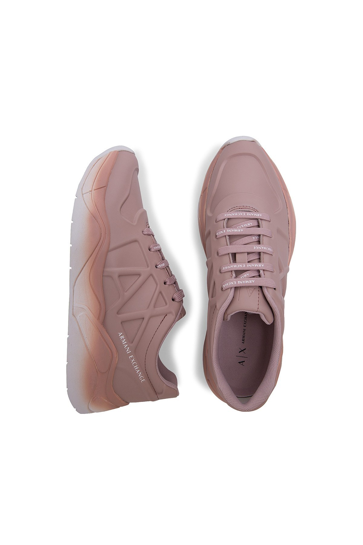 Armani Exchange Bayan Ayakkabı XDX036 XV304 00318 PUDRA