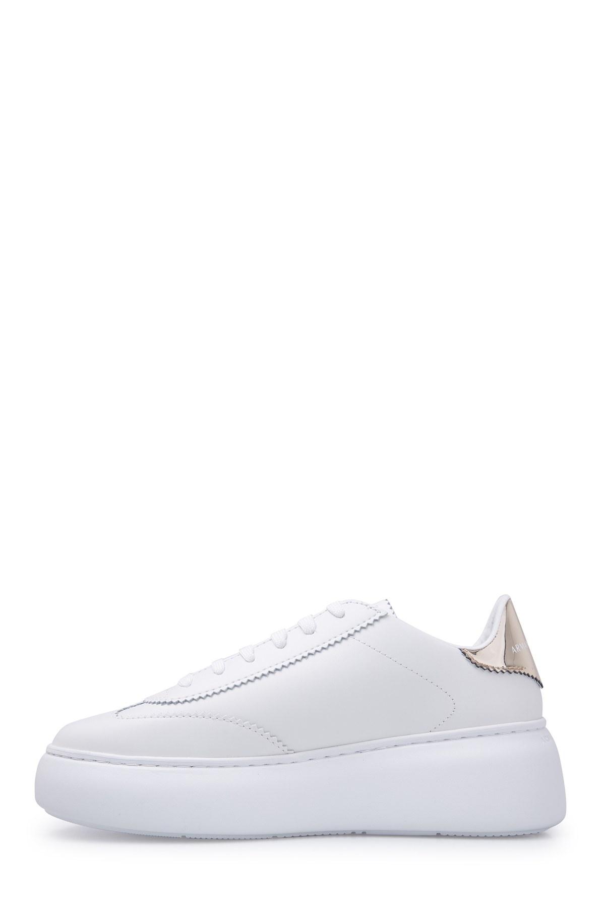 Armani Exchange Kadın Ayakkabı XDX042 XV313 R579 BEYAZ