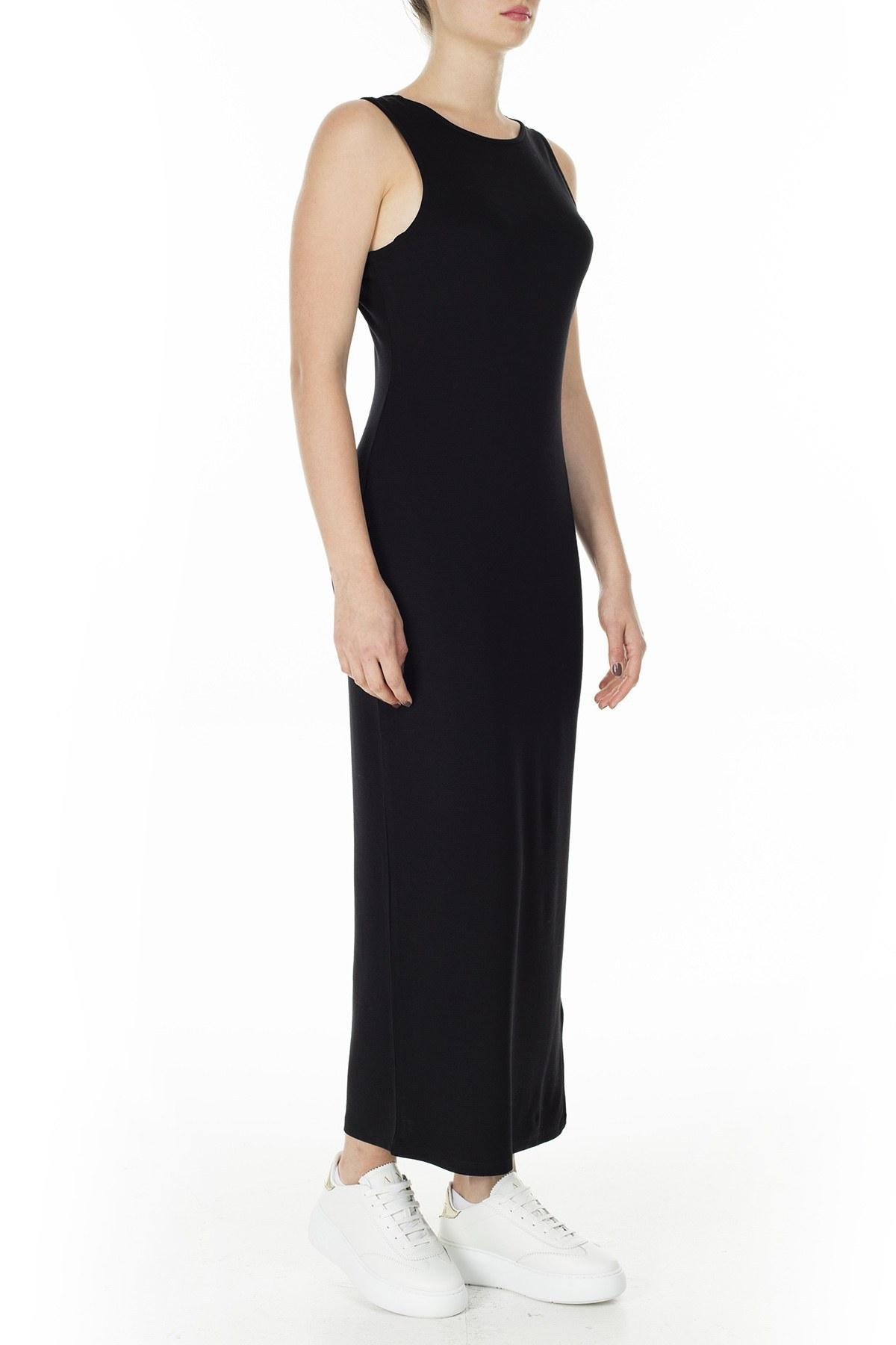 Armani Exchange Kadın Elbise S 6GYA91 YJB3Z 1200 SİYAH