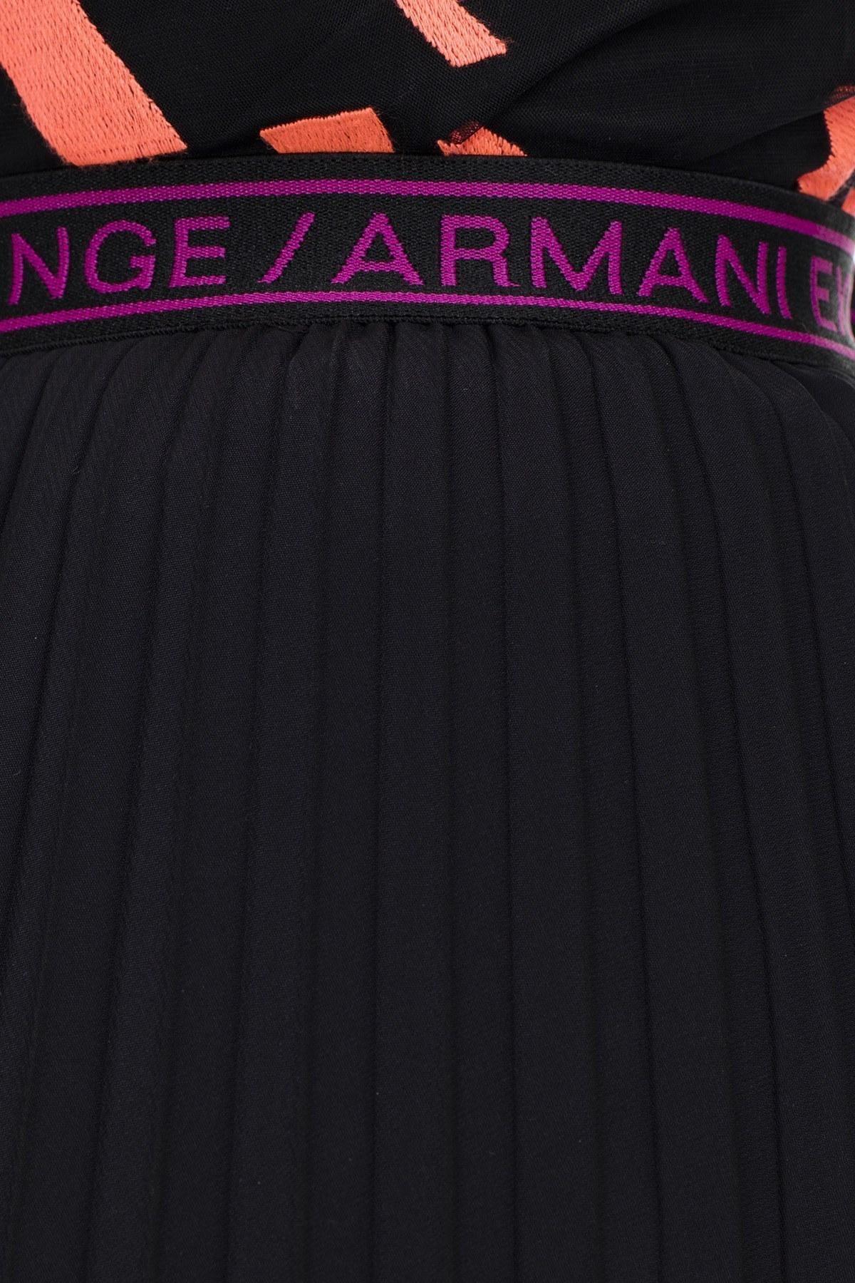 Armani Exchange Bayan Etek 3HYN34 YNTJZ 5207 SİYAH-FUJYA