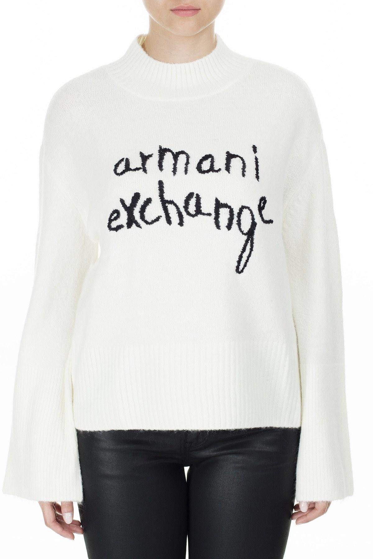 Armani Exchange Bayan Kazak 6GYM1J YMR2Z 1107 EKRU