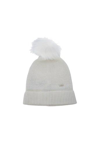 Armani Exchange Kadın Şapka 6GY41D YMS3Z 1107 BEYAZ