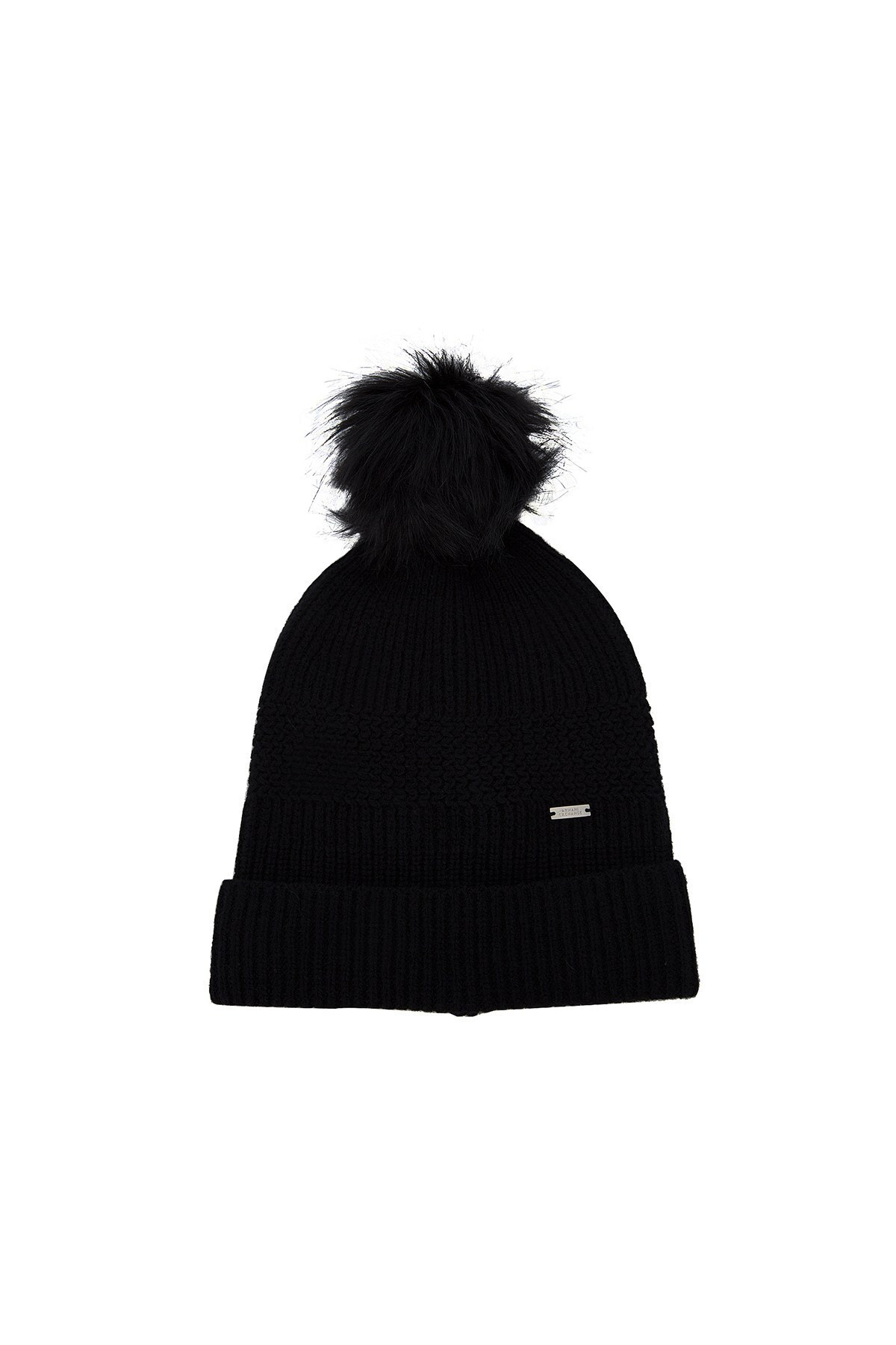 Armani Exchange Kadın Şapka 6GY41D YMS3Z 1200 SİYAH
