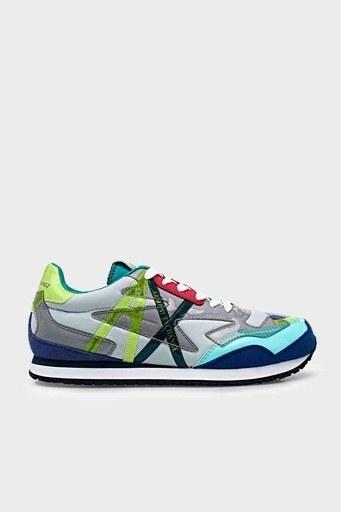 Armani Exchange Marka Logolu Sneaker Bayan Ayakkabı XDX052 XV357 K512 BEYAZ