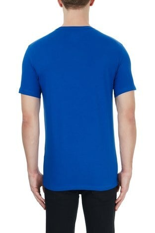 Armani Exchange - Armani Exchange Pamuklu Bisiklet Yaka Erkek T Shirt 6HZTFL ZJE6Z 1506 SAKS (1)