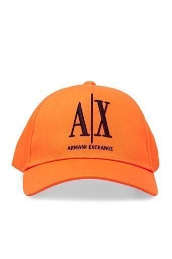 Armani Exchange Erkek Şapka 954047 CC811 01462 SİYAH-ORANJ