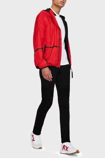 Armani Exchange Pamuklu Skinny Fit J27 Jeans Erkek Kot Pantolon 3KZJ27 Z1ESZ 1200 SİYAH
