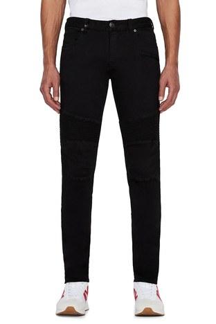 Armani Exchange - Armani Exchange Pamuklu Skinny Fit J27 Jeans Erkek Kot Pantolon 3KZJ27 Z1ESZ 1200 SİYAH (1)