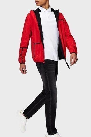 Armani Exchange - Armani Exchange Pamuklu Slim Fit J13 Jeans Erkek Kot Pantolon 3KZJ13 Z1ETZ 0903 GRİ