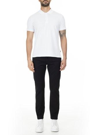 Armani Exchange - Armani Exchange Slim Fit J13 Jeans Erkek Pamuklu Pantolon 3HZJ13 ZNHBZ 1200 SİYAH