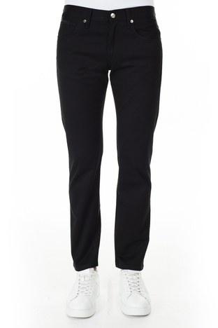 Armani Exchange - Armani Exchange Slim Fit J13 Jeans Erkek Pamuklu Pantolon 3HZJ13 ZNHBZ 1200 SİYAH (1)
