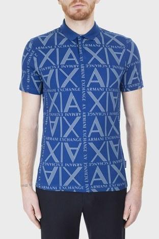 Armani Exchange - Armani Exchange T Shirt Erkek Polo 3HZFAE ZJLUZ 9503 SAKS