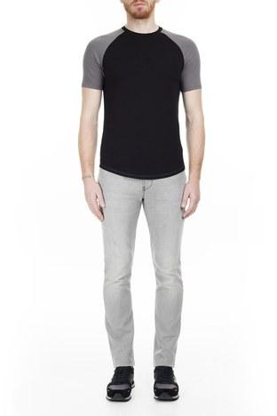Armani Jeans - Armani J06 Jeans Erkek Kot Pantolon 3Y6J06 6D1AZ 0904 GRİ