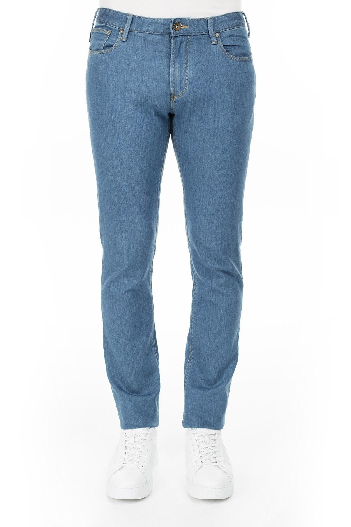 Armani J06 Jeans Erkek Kot Pantolon 3Y6J06 6DBQZ 1500 MAVİ