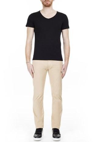 Armani Jeans - Armani J15 Jeans Erkek Kot Pantolon 3Y6J15 6N21Z 1710 BEJ