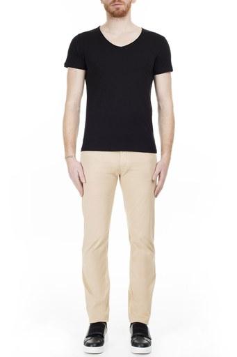 Armani J15 Jeans Erkek Kot Pantolon 3Y6J15 6N21Z 1710 BEJ