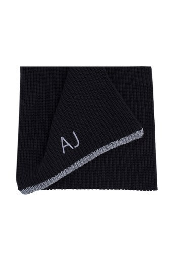 Armani Jeans Atkı Bere Takım Erkek Atkı Takım 937504 CC788 00020 SİYAH