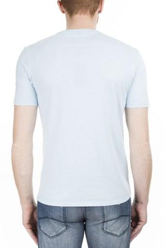 Armani Jeans Erkek T Shirt 3Y6T48 6JPFZ 1504 MAVİ