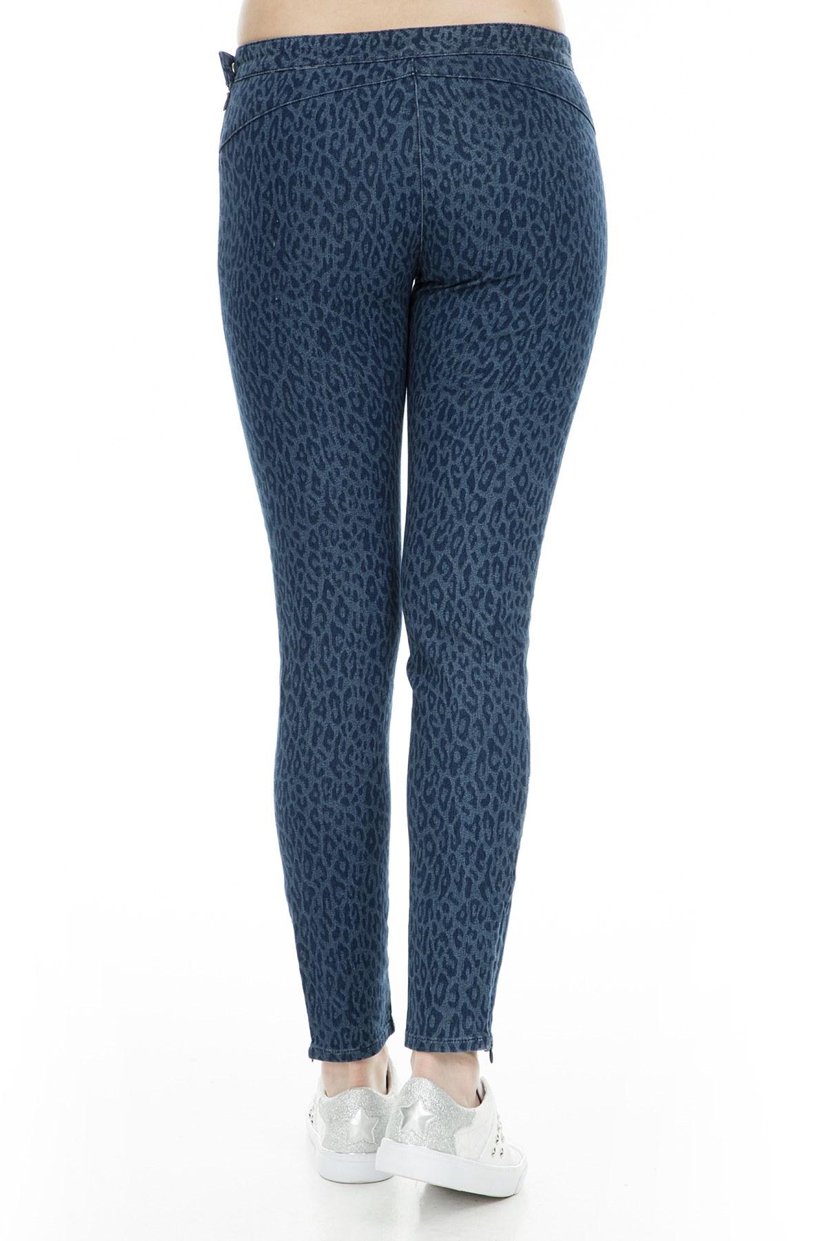 Armani Jeans Bayan Pantolon Z5P411H C15 LACİVERT