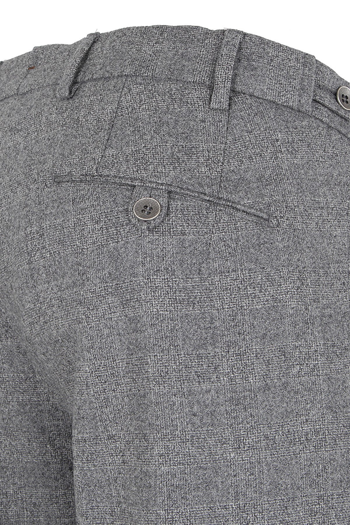 BERWICH Erkek Pantolon LB7931X GRİ