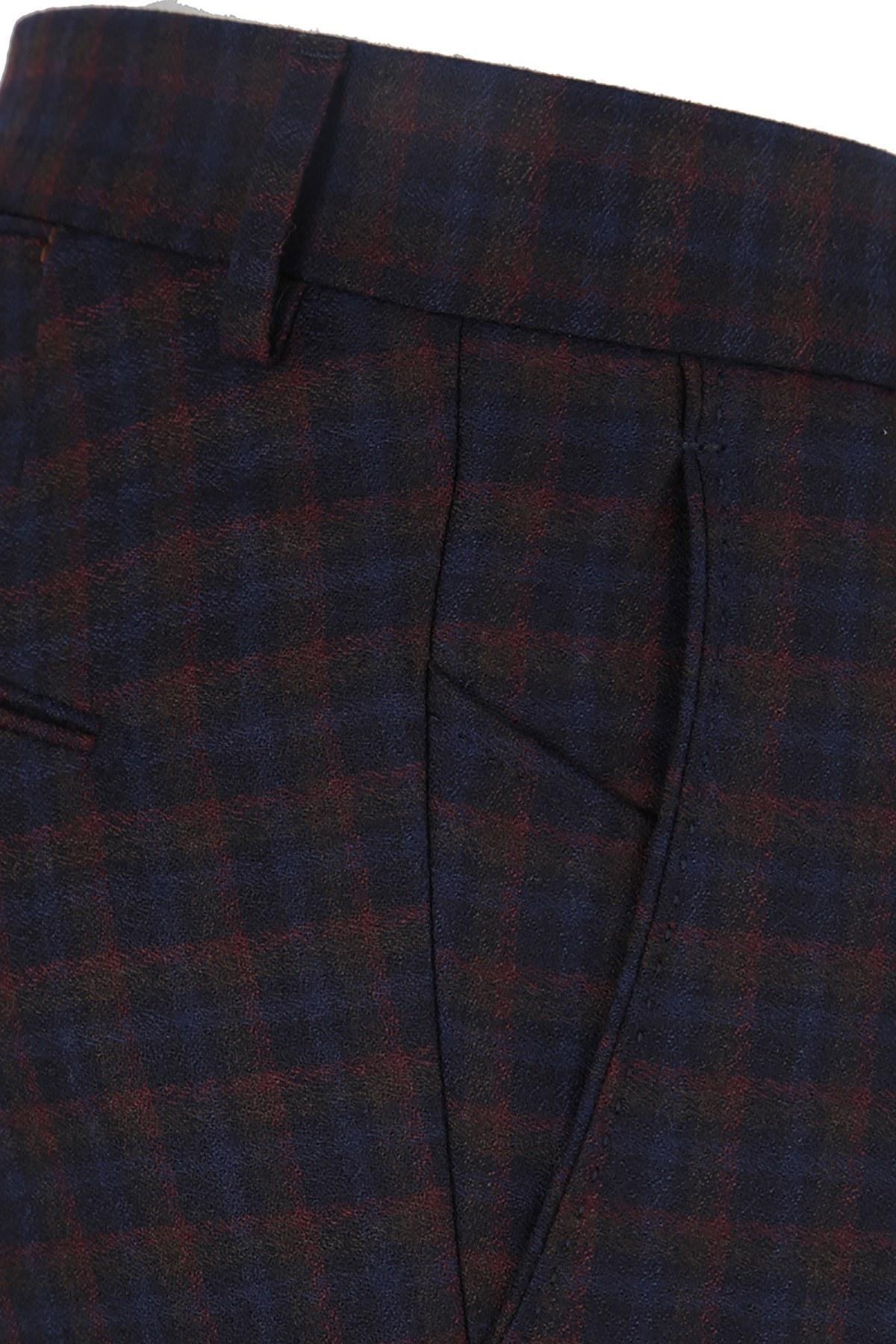BERWICH Erkek Pantolon LB7952X LACİVERT