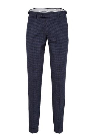 Berwich - BERWICH Erkek Pantolon RD8071 LACİVERT