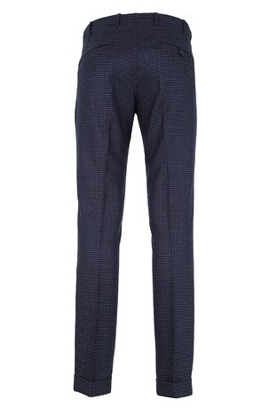 Berwich - BERWICH Erkek Pantolon RD8071 LACİVERT (1)