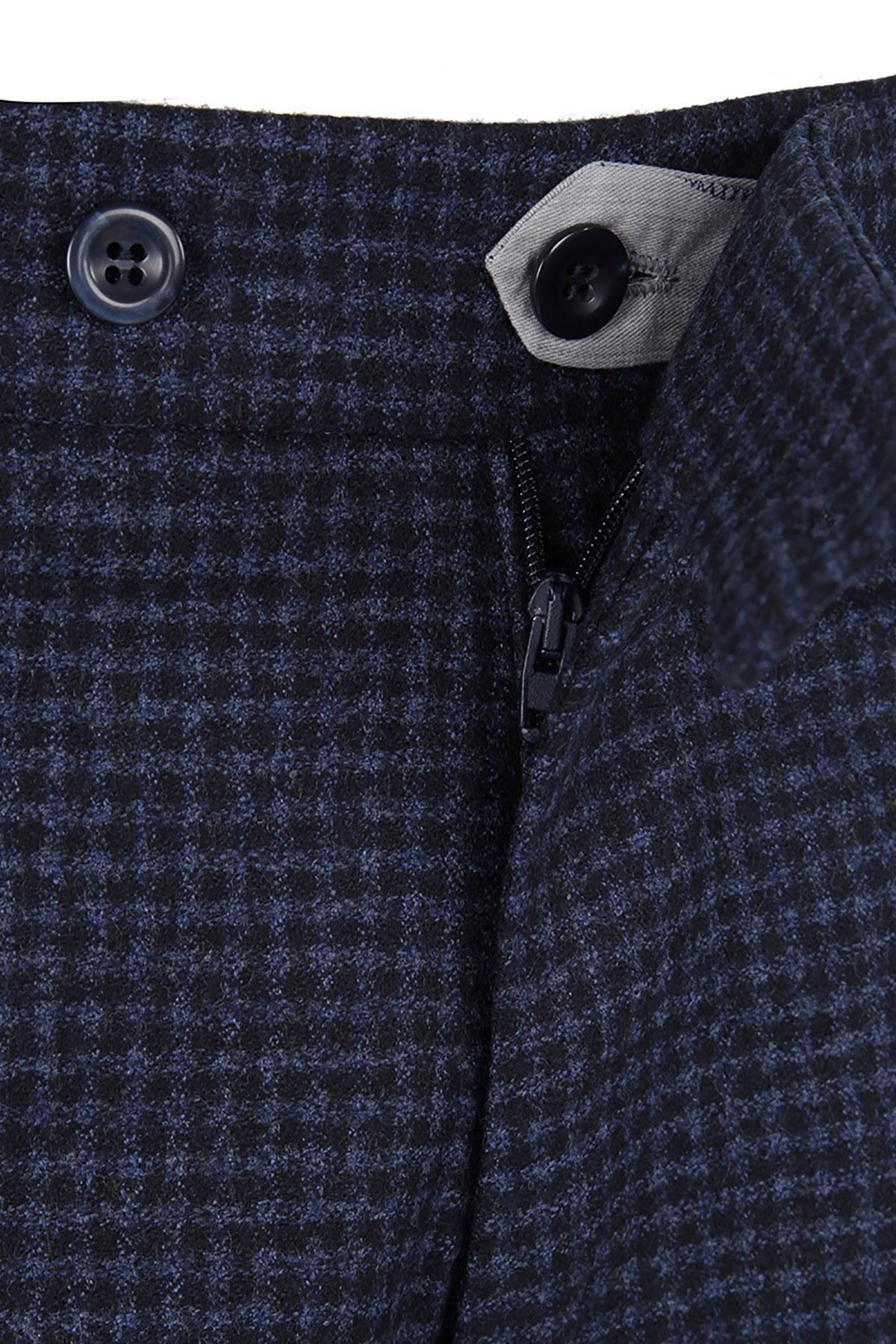 BERWICH Erkek Pantolon RD8071 LACİVERT