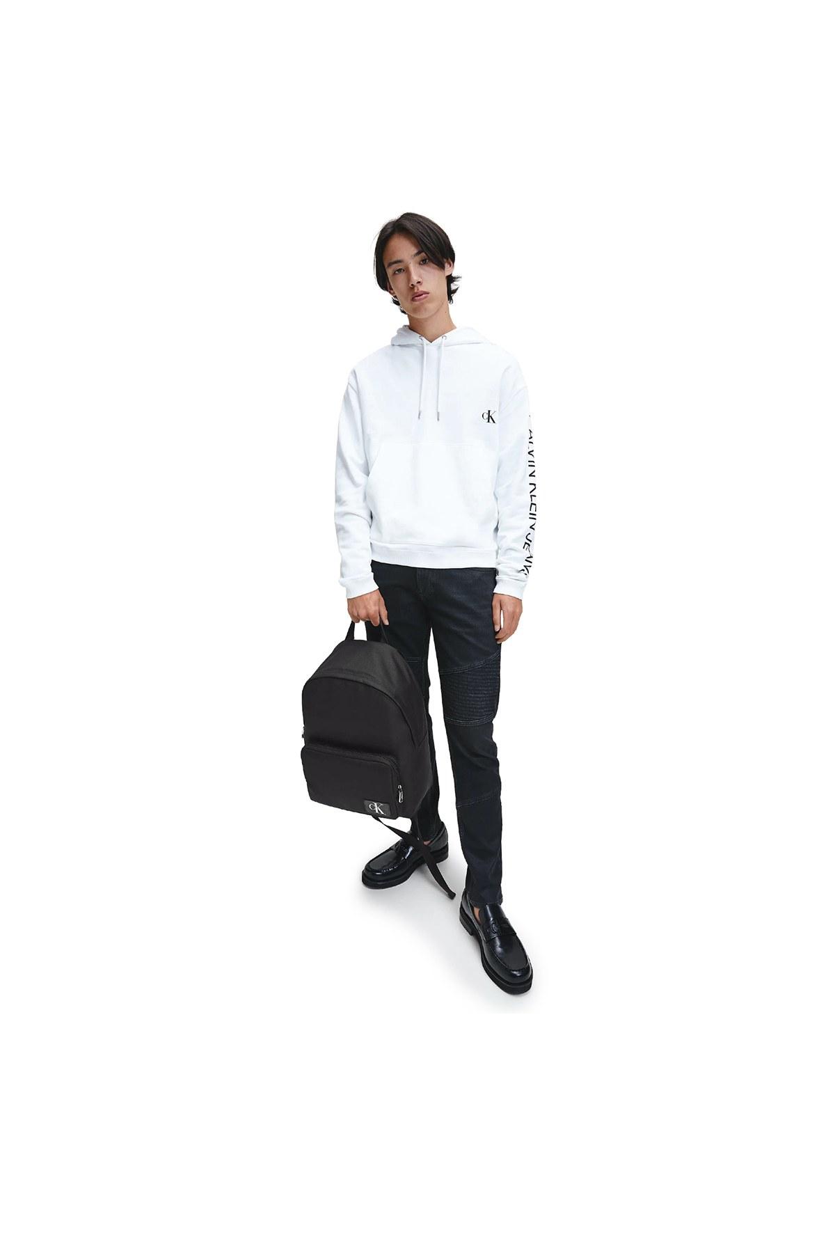 Calvin Klein Ayarlanabilir Askılı Erkek Çanta K50K506133 BDS SİYAH