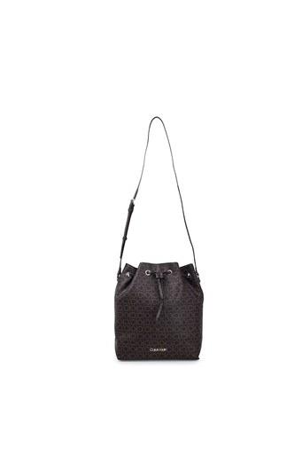 Calvin Klein Ayarlanabilir Askılı Kadın Çanta K60K606477 0HD KAHVE