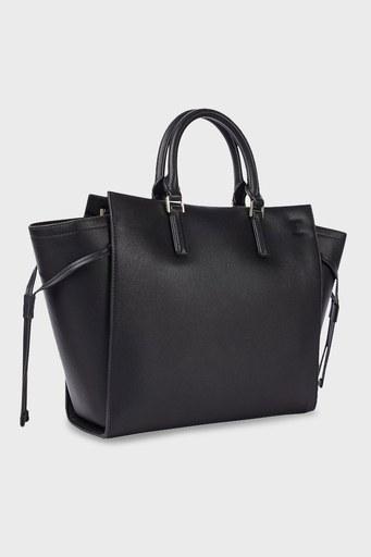 Calvin Klein Çıkarılabilir Omuz Askılı Bayan Çanta K60K608285 BAX SİYAH