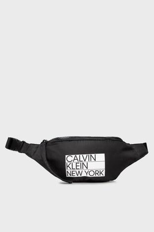 Calvin Klein - Calvin Klein Erkek Bel Çantası K50K506988 BAX SİYAH