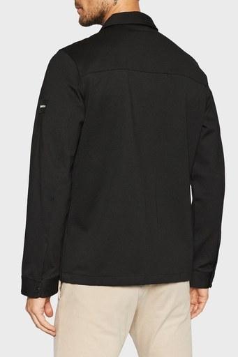 Calvin Klein Erkek Gömlek K10K107808 BEH SİYAH
