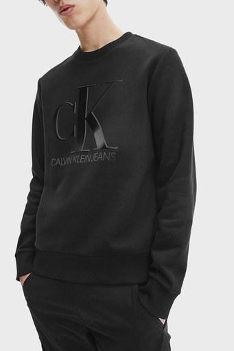 Calvin Klein Erkek Sweat J30J318177 BEH SİYAH