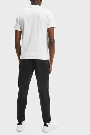 Calvin Klein - Calvin Klein Erkek T Shirt K10K107256 YAF BEYAZ (1)