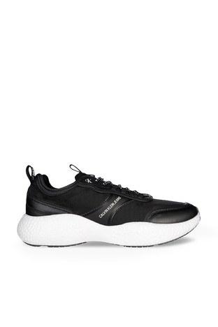 Calvin Klein - Calvin Klein Günlük Spor Erkek Ayakkabı YM0YM00044 BDS SİYAH