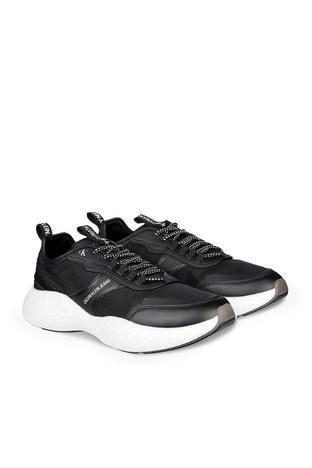 Calvin Klein - Calvin Klein Günlük Spor Erkek Ayakkabı YM0YM00044 BDS SİYAH (1)