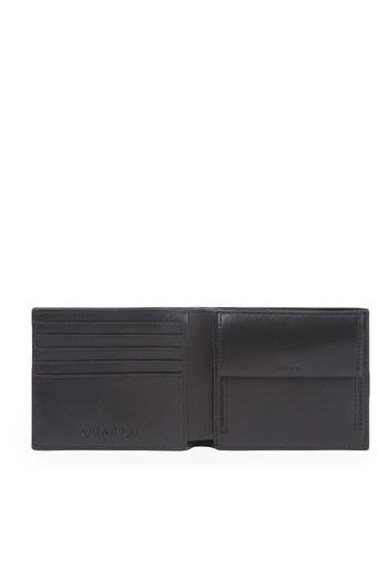 Calvin Klein Hakiki Deri Erkek Cüzdan K50K506745 BAX SİYAH