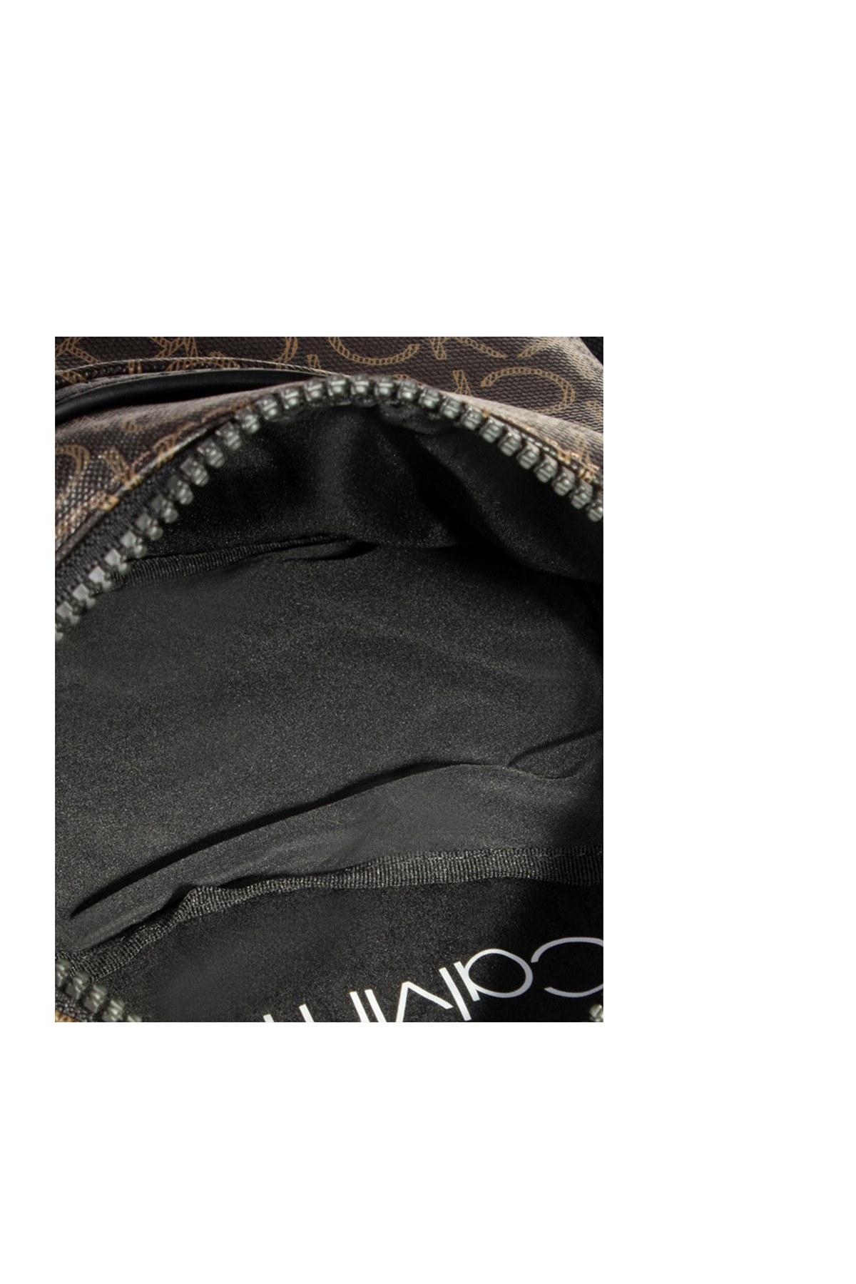 Calvin Klein Logo Baskılı Ayarlanabilir Askılı Erkek Çanta K50K505922 0HF KAHVE
