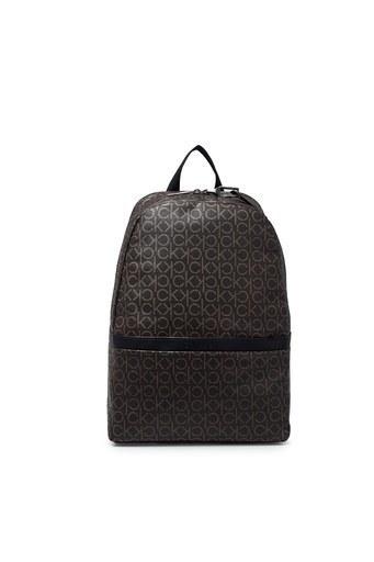Calvin Klein Logo Baskılı Ayarlanabilir Askılı Erkek Çanta K50K505925 0HF KAHVE
