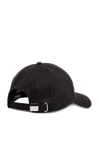 Calvin Klein Pamuku Bayan Şapka K60K606381 BAX SİYAH
