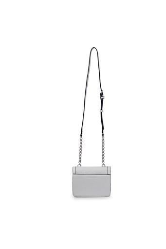 Calvin Klein Zincir Detaylı Ayarlanabilir Askılı Kadın Çanta K60K607891 PAA GRİ