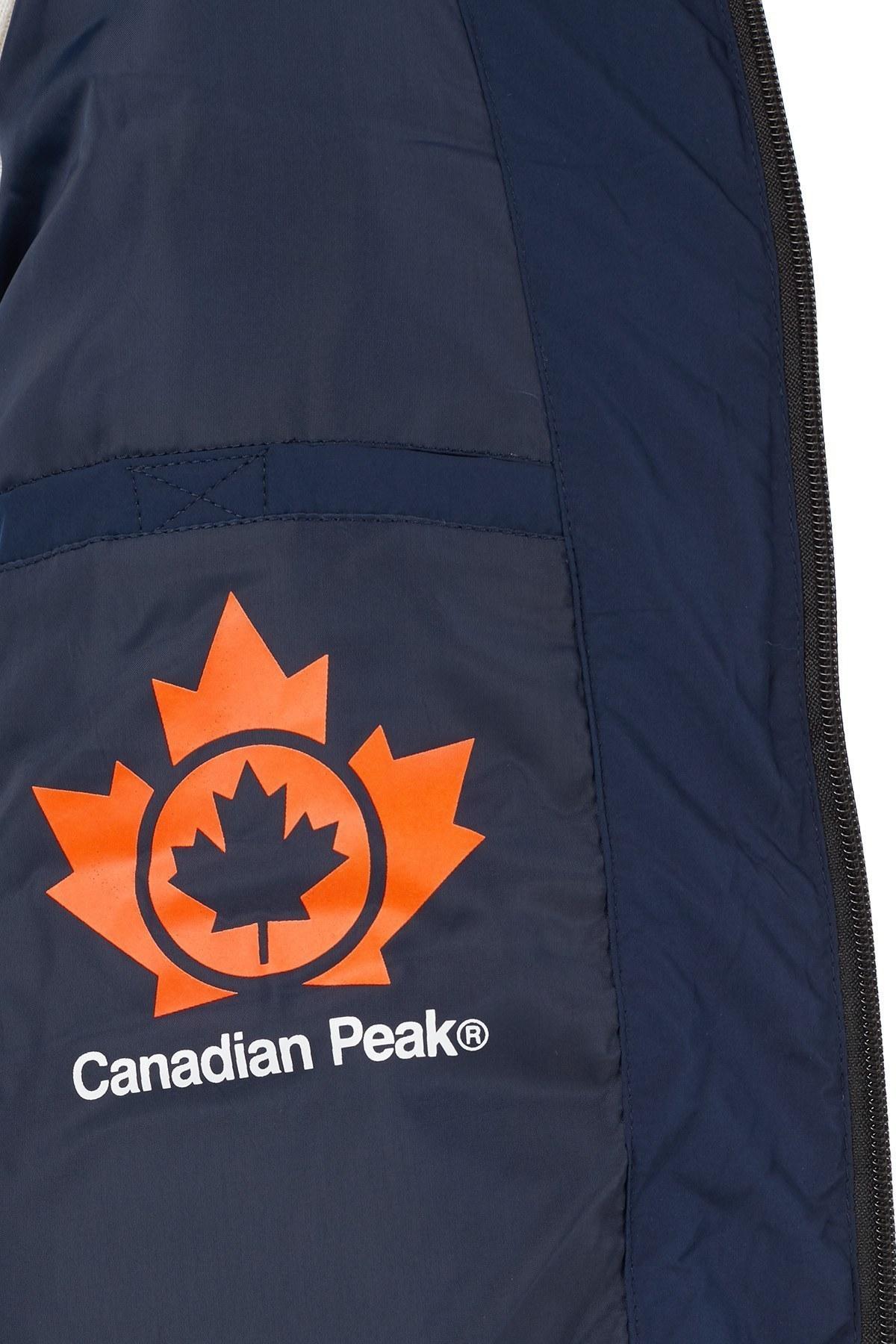 Canadian Peak Kapüşonlu Outdoor Erkek Parka ARDENT LACİVERT