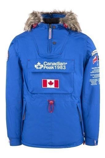 Canadian Peak Outdoor Erkek Parka BANTEAK SAKS
