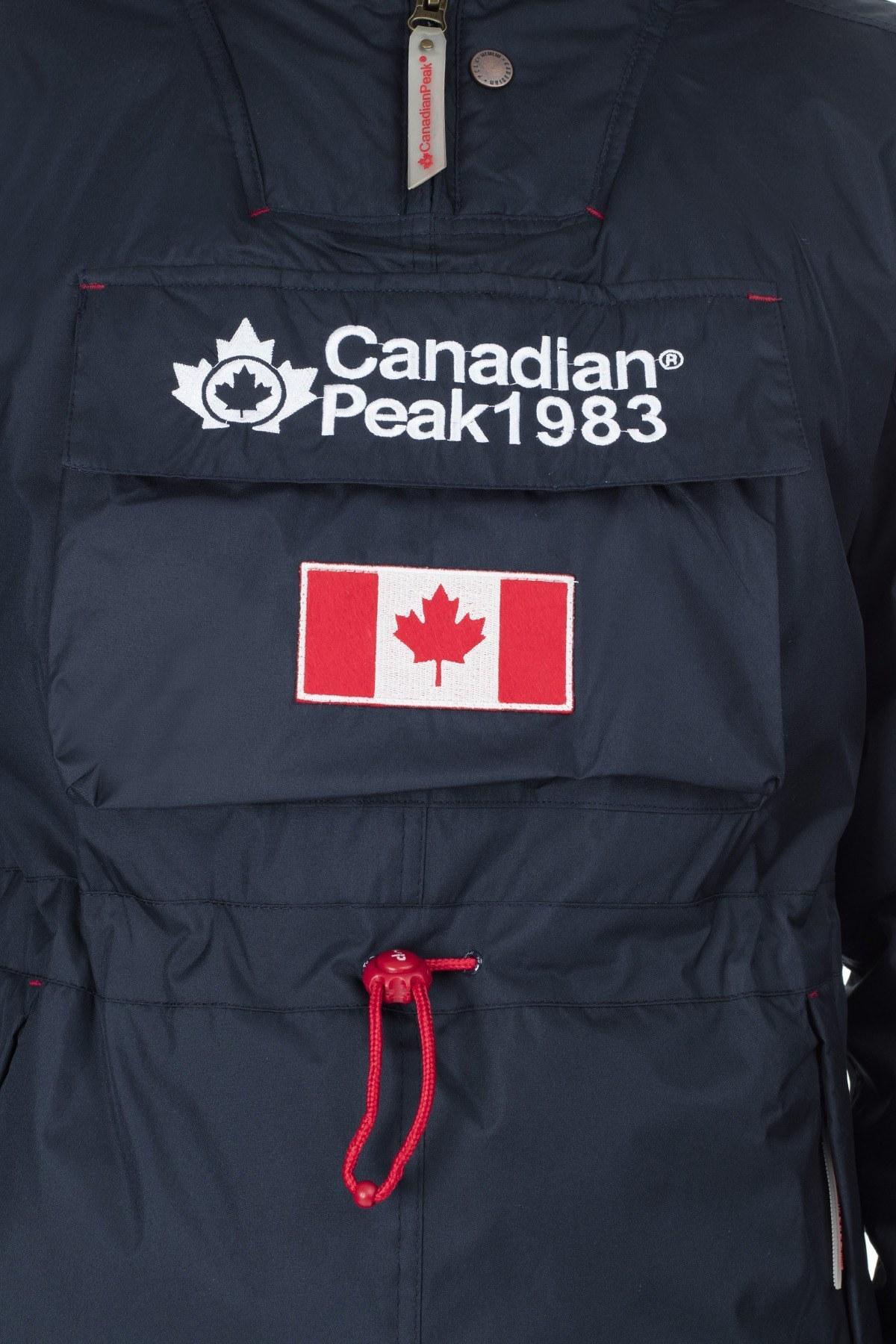 Canadian Peak Outdoor Erkek Parka BANTEAK LACİVERT