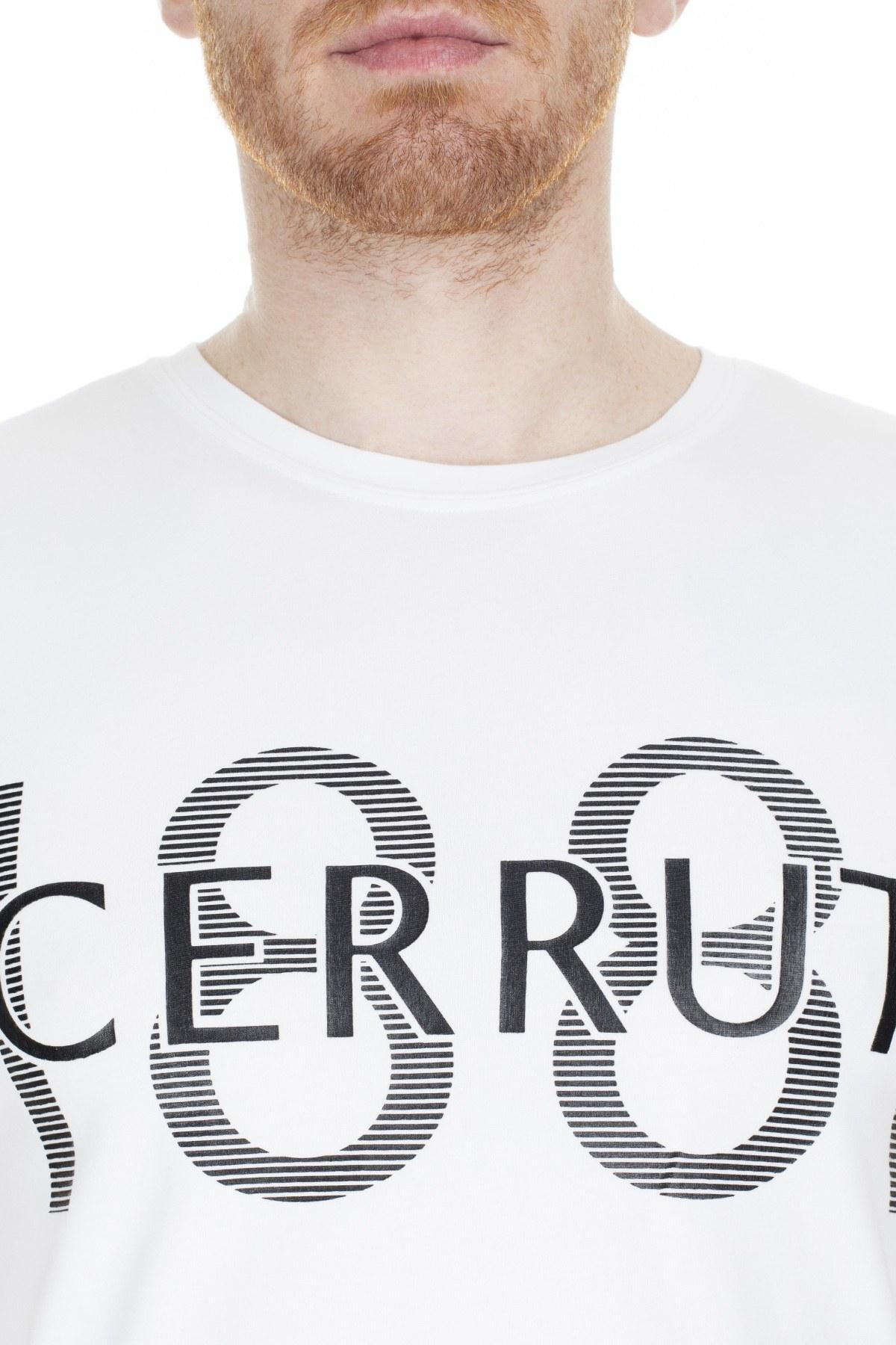 Cerruti 1881 Erkek T Shirt 203-001646 BEYAZ