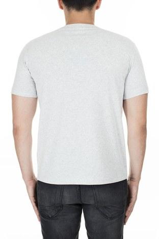 Champion - Champion Erkek T Shirt 211985 EM004 LOXGM AÇIK GRİ (1)