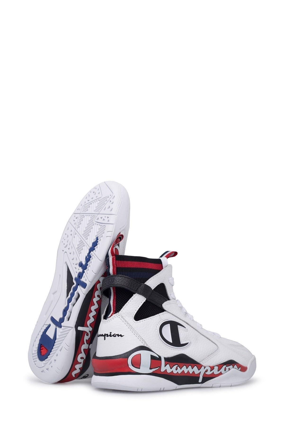 Champion Erkek Ayakkabı S20989 WW001 WHT NBK BEYAZ